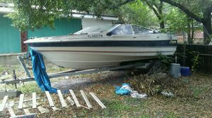 Boat and trailer for Sale in Tampa, FL