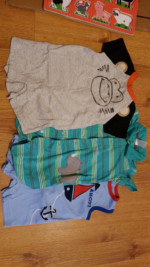 5a3b8de0c 6 month baby boy rompers for Sale in Pompano Beach, FL - OfferUp