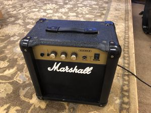 Guitar amplifier, Marshall for Sale in Kissimmee, FL