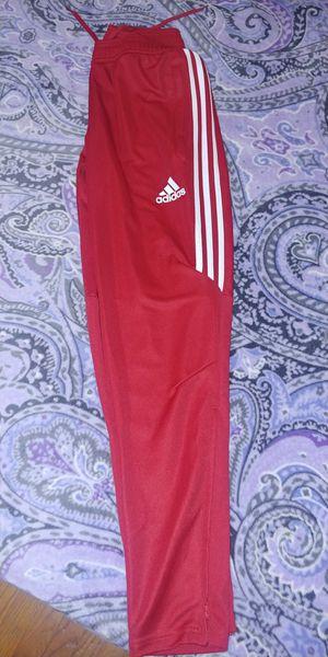 Photo Mens size Medium climacool red Adidas sweatpants