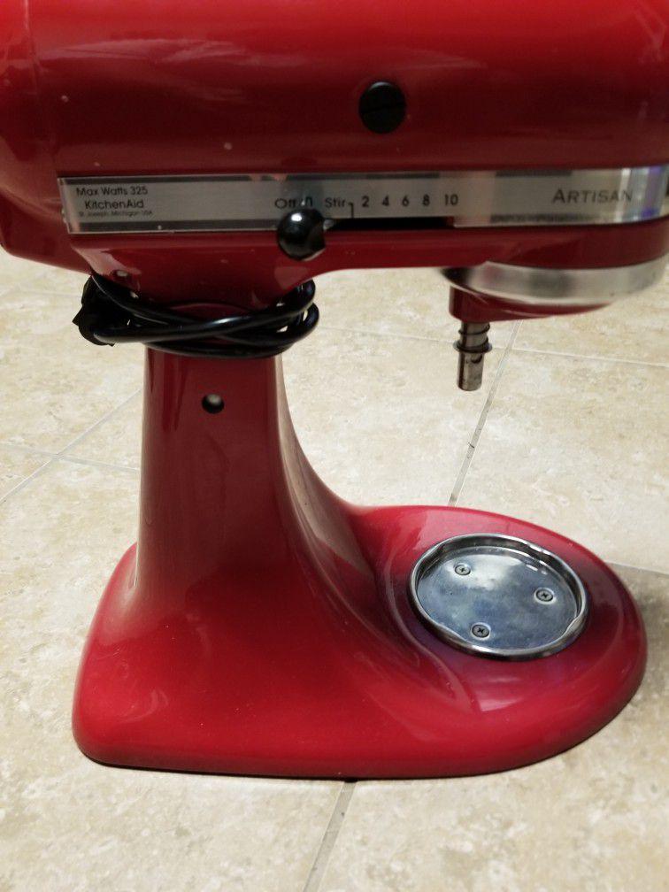 Kitchen Aid Mixer : READ ALL