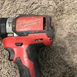 Milwaukee Brushless Hammer Drill Thumbnail