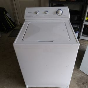 Photo Maytag washer and dryer