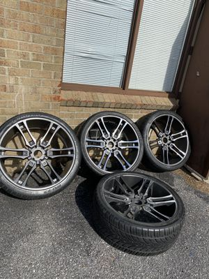 Photo 26 inch rims and tires