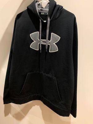 Black Under Armour Hoodie Sweatshirt Adult XL for Sale in Apex, NC