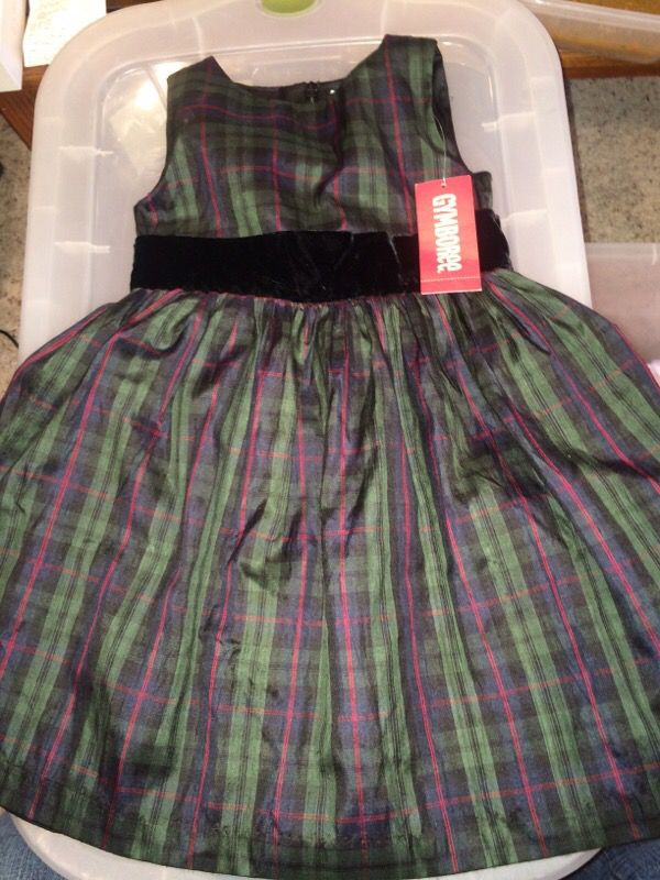 Nwt Gymboree holiday or Christmas dress 18-24 months