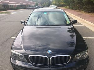 2008 BMW 750LI for Sale in Herndon, VA