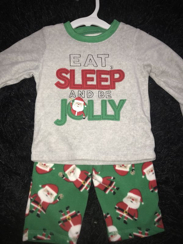 13218aaf3 Brand new Xmas Outfit PJs size 12 months Carters for Sale in High ...