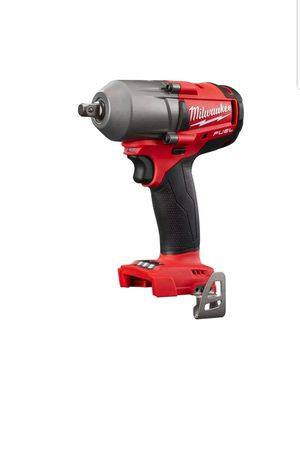 Milwaukee 2860-20 M18 FUEL 18-Volt Lithium-IonCordless Mid Torque Impact Wrench for Sale in UPR MARLBORO, MD