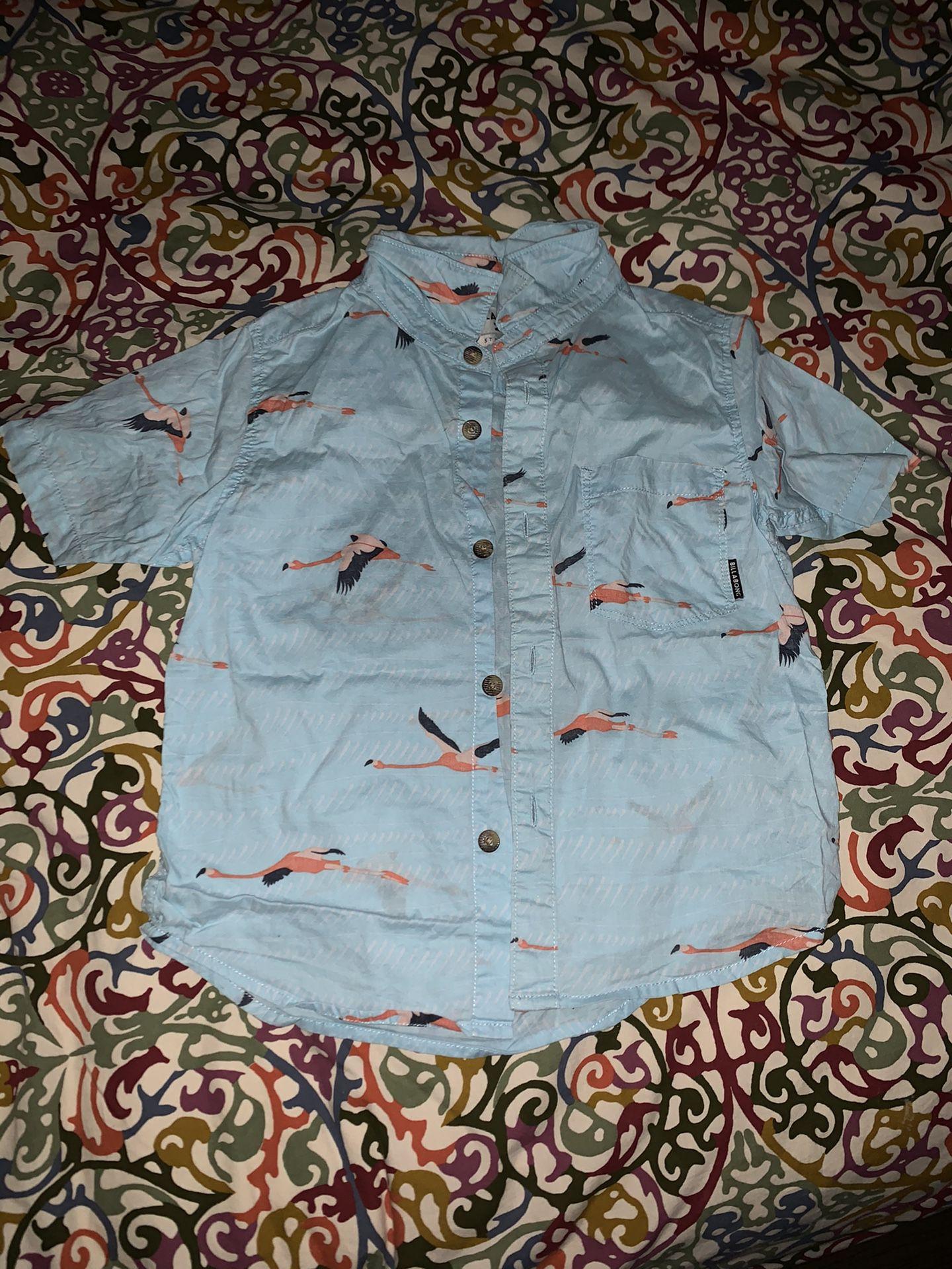 Kids Billabong Button Down Shirt