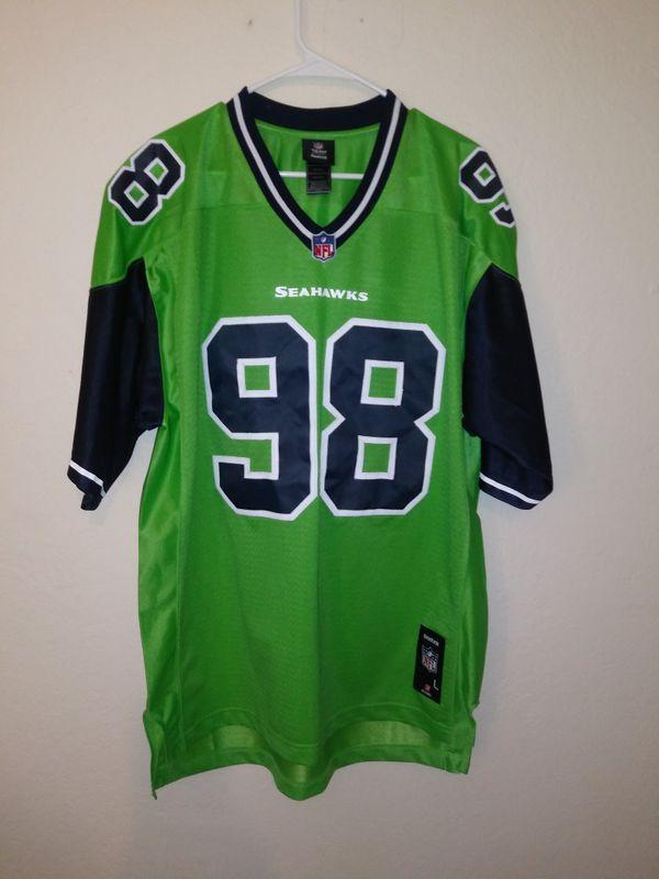 Seattle Seahawks jersey  98 Julian Peterson for Sale in Olympia e7a641f2e