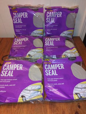 MD Foam Tape Camper Seal for Sale in Indianapolis, IN