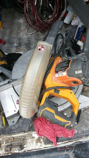 Mitter saw for Sale in Annandale, VA