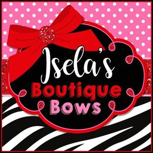 Isela's Boutique Bow's handmade hair accessories for sale  Tulsa, OK