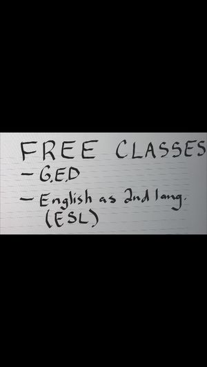 Free GED & ESL classes -- Enrolling Now! for Sale in Philadelphia, PA