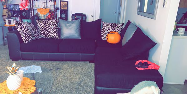 Groovy New And Used Sectional Couch For Sale In Cheyenne Wy Offerup Pabps2019 Chair Design Images Pabps2019Com