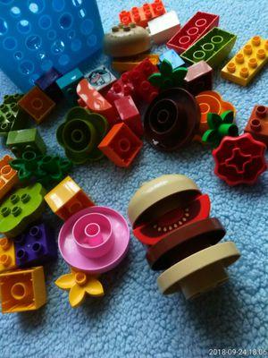 Kids Toy Blocks & Hamburger Blocks for Sale in Silver Spring, MD