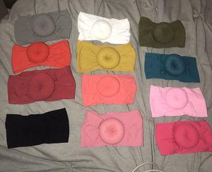 Photo Baby girl nylon headbands new