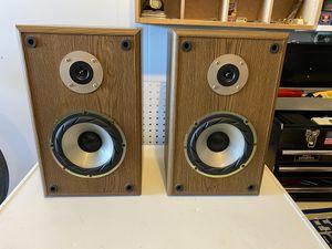 Photo Sony bookshelf speakers