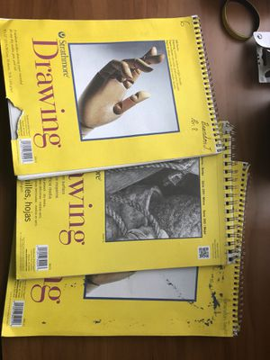 (3) Strathmore Art/Drawing Books Notepads (Medium surface paper) for Sale in Lorton, VA