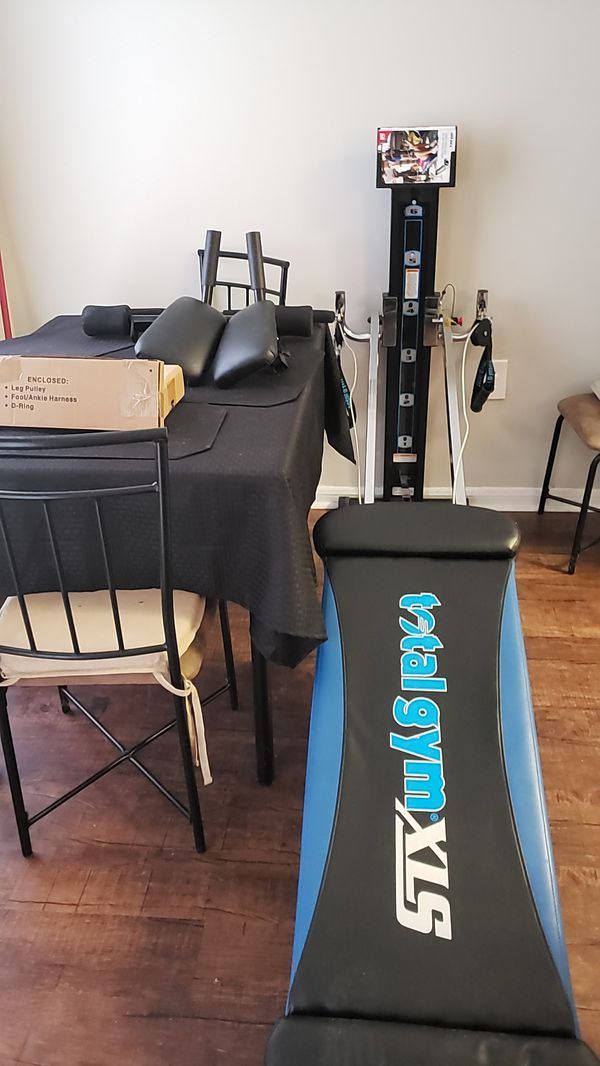 Total home gym xls for sale in houston tx offerup