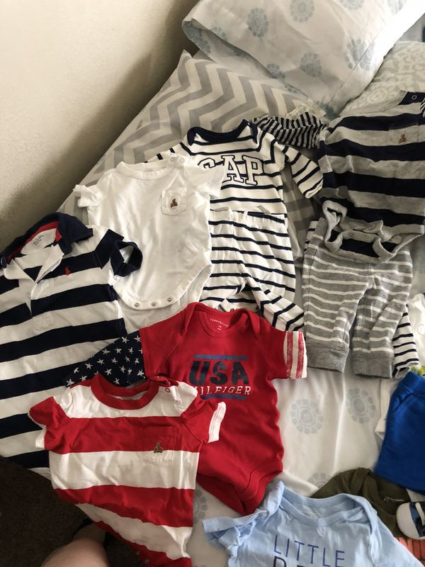3 12 mo baby boy clothing for sale in dallas tx offerup