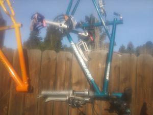 Photo Gt mtn bike frame