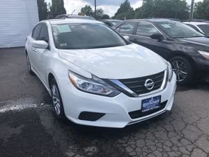 2017 Nissan Altima 2.5 for Sale in Manassas, VA
