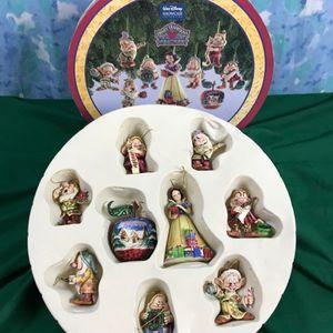 Jim Shore Snow White & 7 Dwarfs RARE for Sale in Davenport, FL