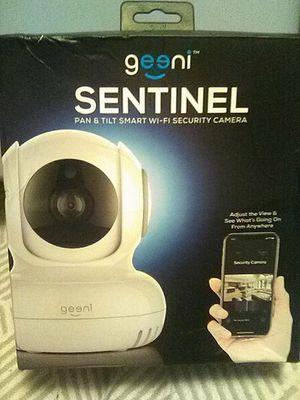 Geeni Sentinel Smart WiFi Security Camera for Sale in Spokane, WA