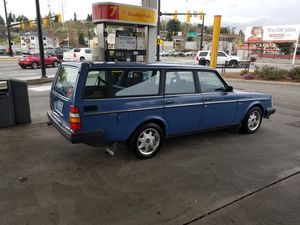 Cleanest volvo 240 around for Sale in Puyallup, WA