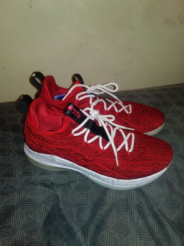 6a95255032c Lebron 15s Red for Sale in Orlando