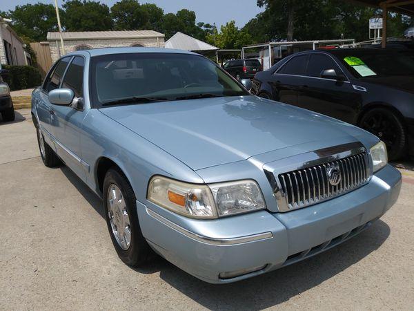 2008 Mercury Grand Marquis For Sale In Dallas Tx Offerup