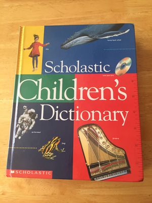 Scholastic Children's Dictionary for Sale in Poolesville, MD