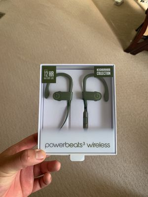 Apple Powerbeats 3 for Sale in Farmville, VA