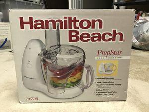 Hamilton beach Food Processor 7055R NEW unopened for Sale in Ashburn, VA