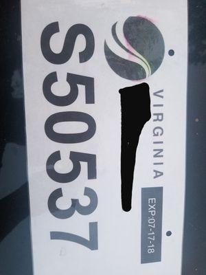 Temporary tags MD & VA for Sale in Springfield, VA