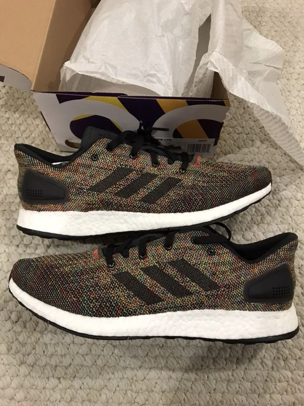 c123d132bda2 Adidas PureBOOST DPR LTD Multi Men s 8.5 (Clothing   Shoes) in Anaheim