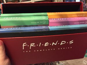 Friends DVD set, Full series for Sale in Fairfax Station, VA