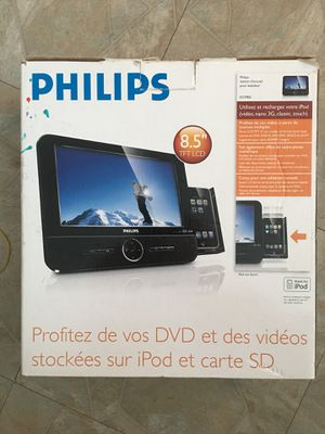 Philips DVD player for Sale in Annandale, VA