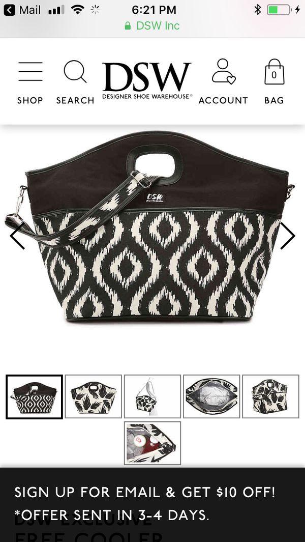 782d39da3cd0 DSW cooler bag for Sale in Carpentersville, IL - OfferUp