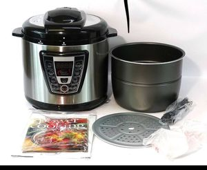 Power Pressure Cooker 8 Quart Electric Counter Top Slow Cooker for Sale in San Diego, CA