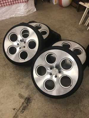 19 inch Rotiform Mercedes VW AUDI 5x112 for Sale in Richmond, VA