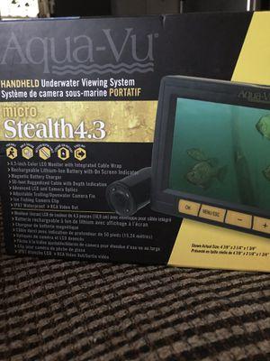 Photo Aqua-vu stealth 4.3