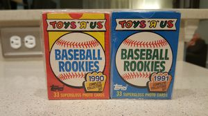 Toys R Us baseball rookies sealed Rare for Sale in Orlando, FL