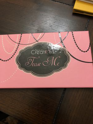 New Beauty Creations TEASE ME PALETTE for Sale in Dallas, TX