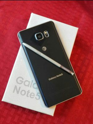 Samsung Galaxy Note 5 . UNLOCKED . Excellent Condition ( as like New) for Sale in Springfield, VA