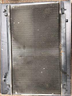 06 G35 coupe radiator Thumbnail