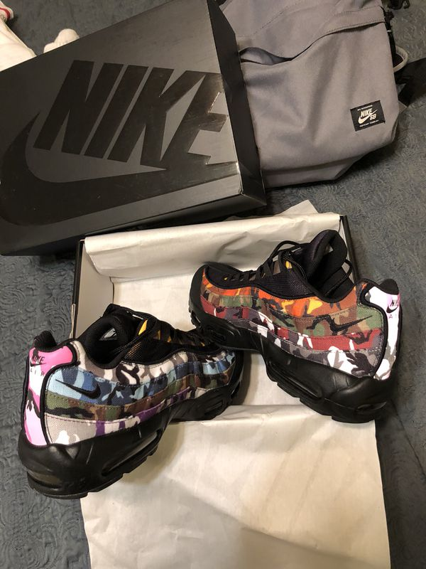 "info for c8e46 b8715 AIR MAX 95"" ERDL PARTY Blk Camo"" for Sale in New Orleans, LA - OfferUp"