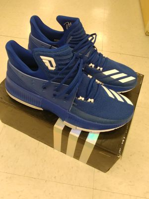 Brand New Adidas Dame 3 sneakers for Sale in Alexandria, VA